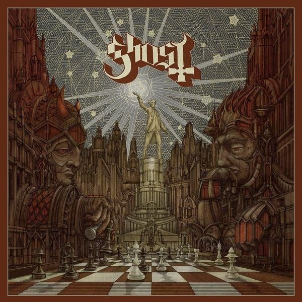 GHOST Popestar LP