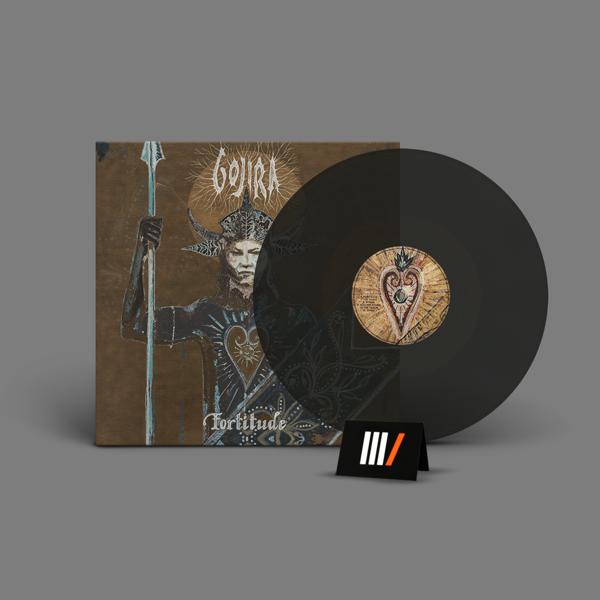 GOJIRA Fortitude LP BLACK ICE