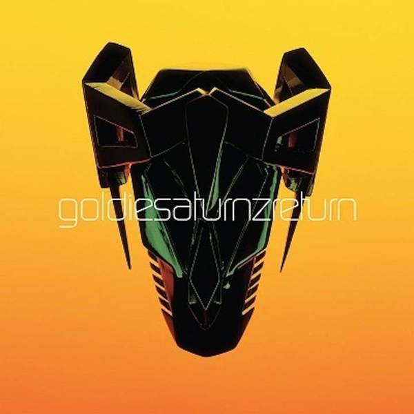 GOLDIE Saturnz Return (21 Anniversary Reissue)  3LP