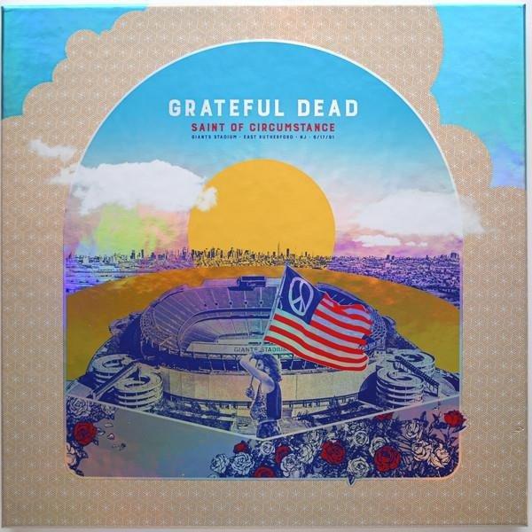 GRATEFUL DEAD Giants Stadium 6/17/91 LP