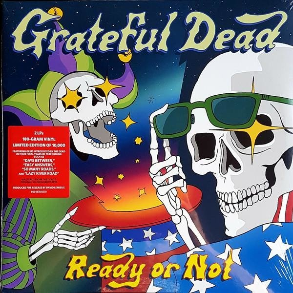 GRATEFUL DEAD Ready Or Not LP