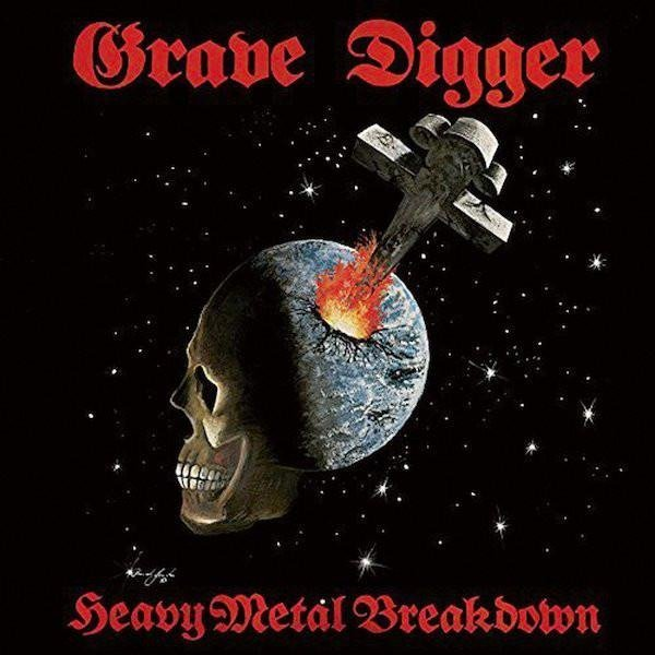 GRAVE DIGGER Heavy Metal Breakdown 2LP