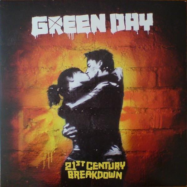 GREEN DAY 21st Century Breakdown 2LP
