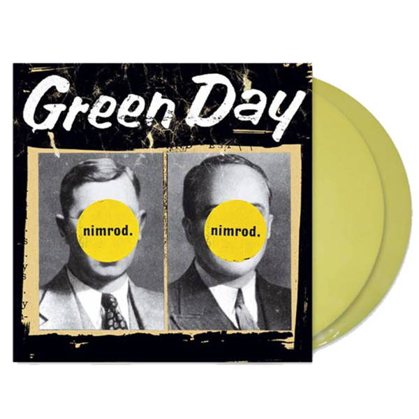 GREEN DAY Nimrod (20TH Anniversary Edition) 2LP