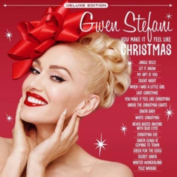 GWEN STEFANI You Make It Feel Like Christmas (DELUXE)  LTD 2LP