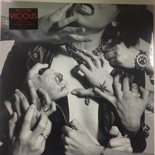 HALESTORM Vicious LP