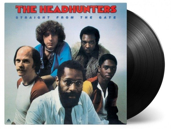HEADHUNTERS Straight From the Gate LP