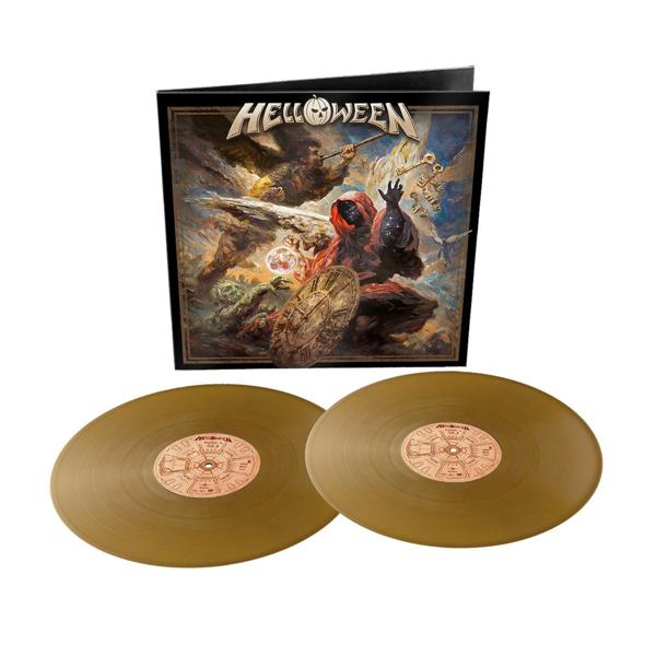 HELLOWEEN Helloween 2LP Coloured
