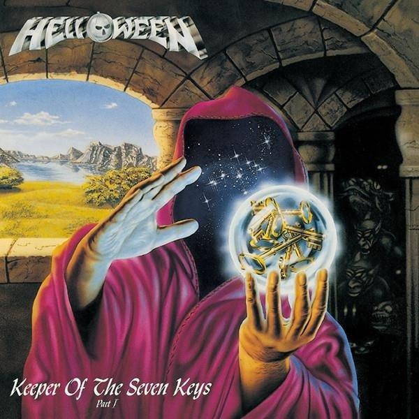 HELLOWEEN Keeper Of The Seven Keys, Pt. I LP