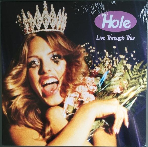 HOLE Live Through This LP