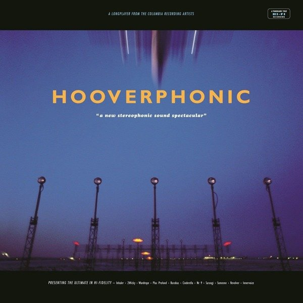 HOOVERPHONIC A New Stereophonic Sound Spectacular LP