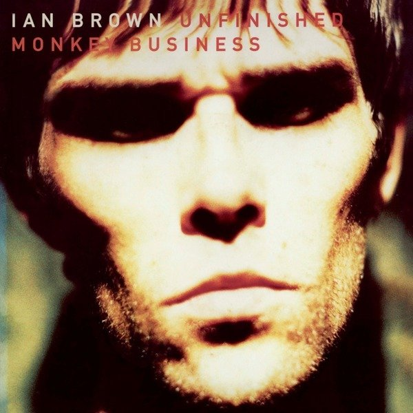 IAN BROWN Unfinished Monkey Business LP