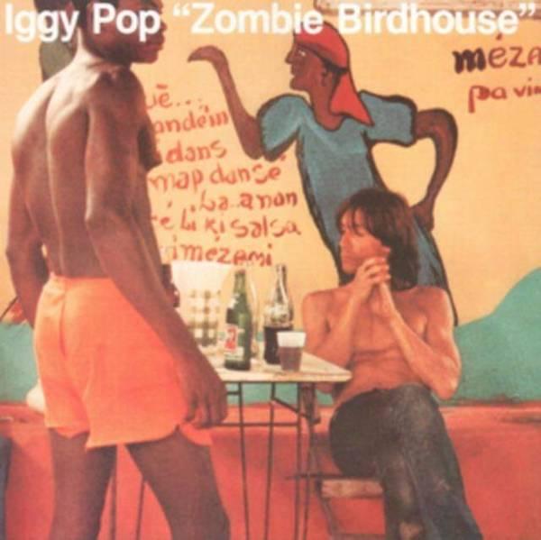 IGGY POP Zombie Birdhouse (Limited Orange Vinyl) LP
