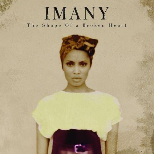 IMANY The Shape Of A Broken Heart 2LP