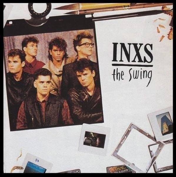 INXS The Swing (REMASTER) LP