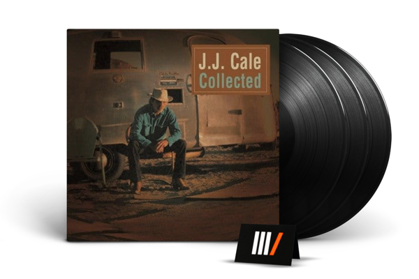 J.J. CALE Collected 3LP