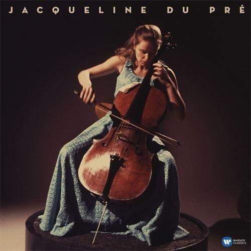 JACQUELINE DU PRE Jacqueline Du Pré – 5xlp Slipcase Legendary Recordings On 5LP