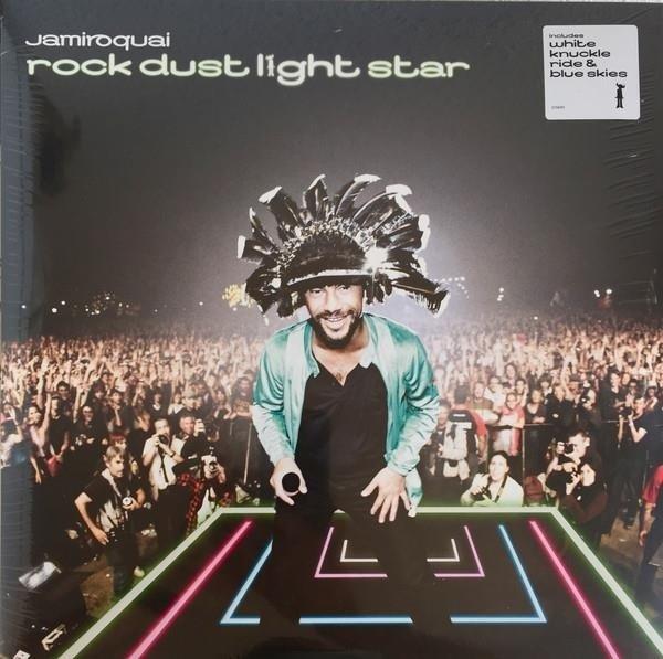 JAMIROQUAI Rock Dust Light Star 2LP