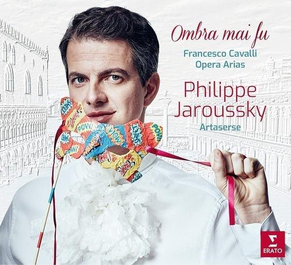 JAROUSSKY/BARATH/LEMIEUX/ENSEMBLE ARTASERSE Ombra Mai Fu - Francesco Cavalli Opera Arias LP