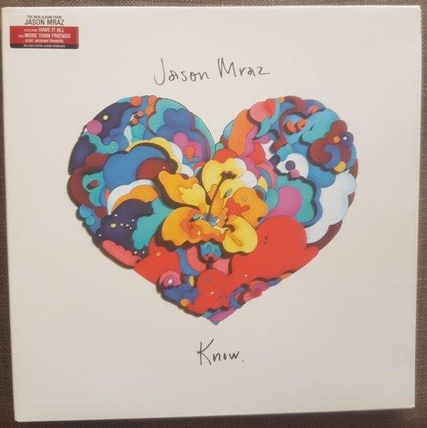 JASON MRAZ Know LP
