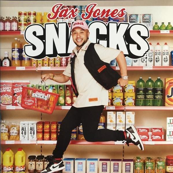 JAX JONES Snacks 2LP