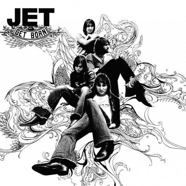 JET Get Born LP