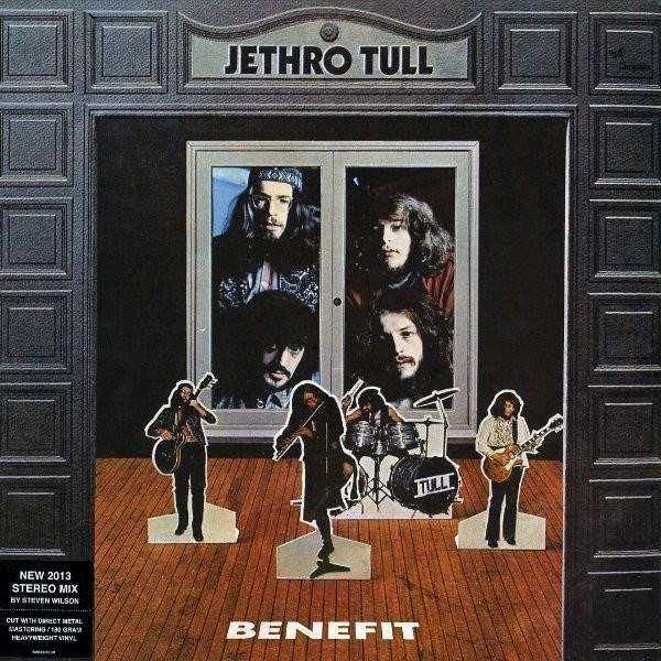JETHRO TULL Benefit LP