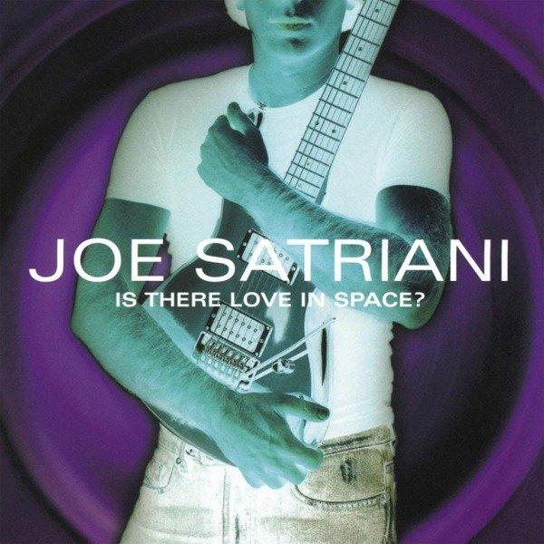 JOE SATRIANI Is There Love In Space? 2LP