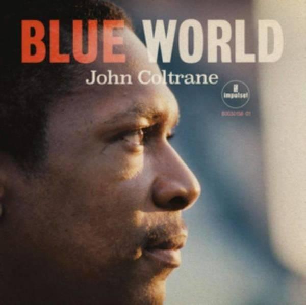 JOHN COLTRANE Blue World LP