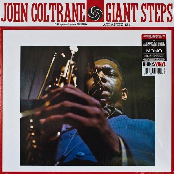 JOHN COLTRANE Giant Steps (MONO Remaster) LP