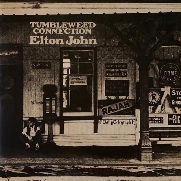 JOHN ELTON Tumbleweed Connection LP