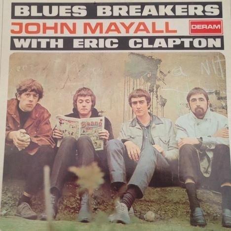 JOHN MAYALL Bluesbreakers LP