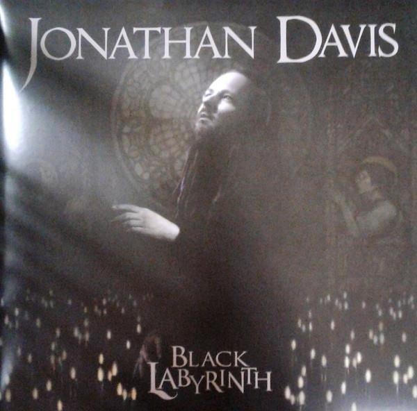 JONATHAN DAVIS Black Labyrinth 2LP