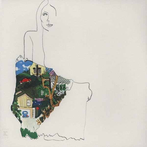JONI MITCHELL Ladies Of The Canyon LP