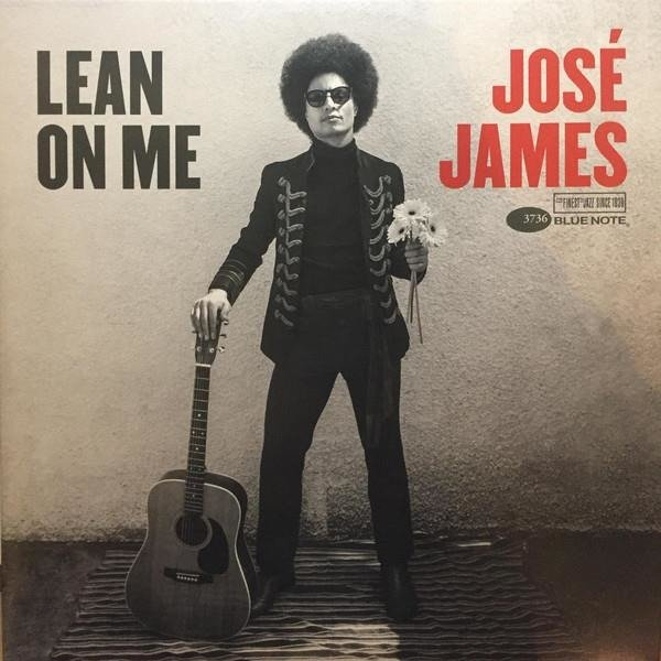 JOSE JAMES Lean On Me 2LP