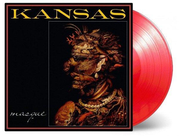 KANSAS Masque LP (Red Vinyl)