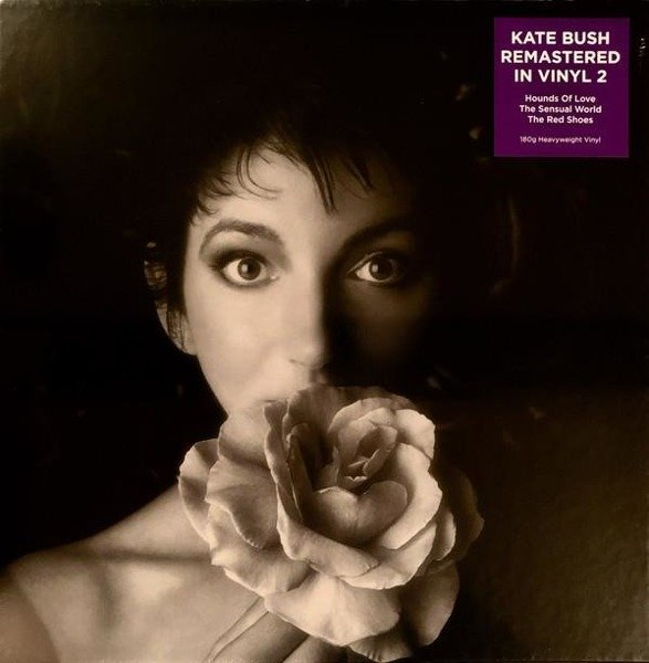 KATE BUSH Vinyl Box 2 3LP