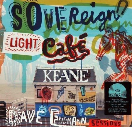 KEANE Disconnected / Sovereign Light Cafe Lp (RSD) VINYL SINGLE