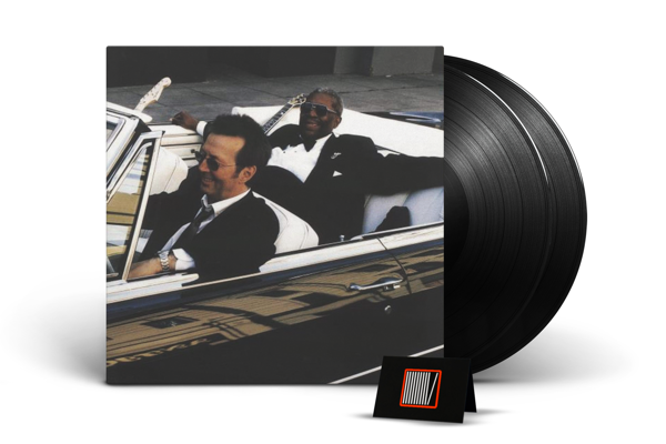 KING, B. B. / ERIC CLAPTON Riding With The King 2LP
