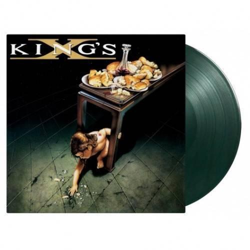KING'S X King's X LP (Coloured Vinyl)