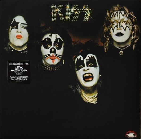 KISS Kiss LTD LP