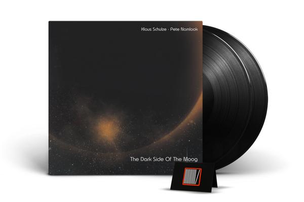 KLAUS SCHULZE Dark Side of the Moog Vol.6 2LP