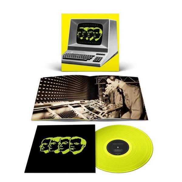 KRAFTWERK Computerwelt LP Yellow Vinyl