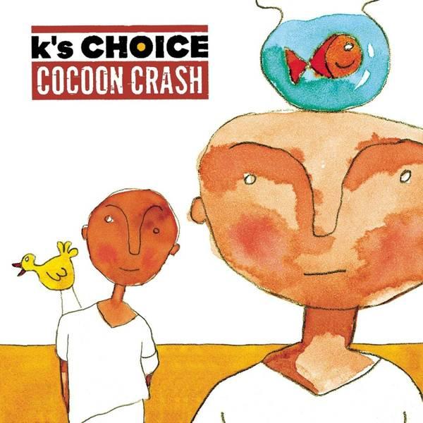 K'S CHOICE Cocoon Crash LP (Coloured Vinyl)