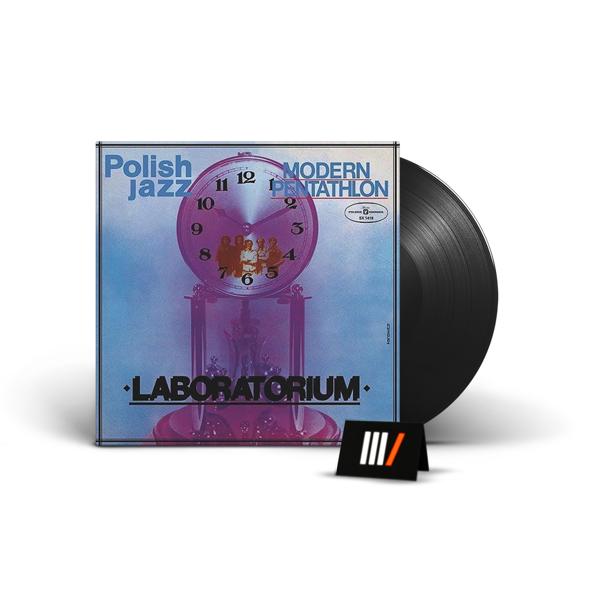 LABORATORIUM Modern Pentathlon LP POLISH JAZZ