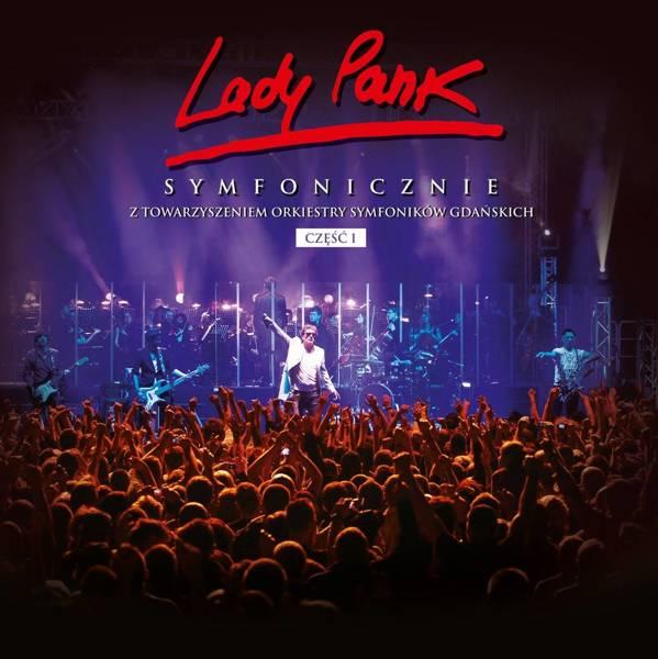 LADY PANK Symfonicznie Vol. 1 LP
