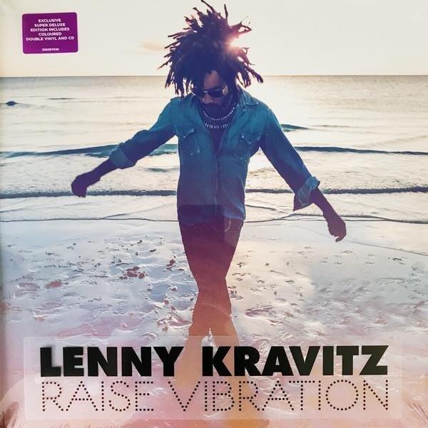 LENNY KRAVITZ Raise Vibration (SUPER Deluxe) 3LP