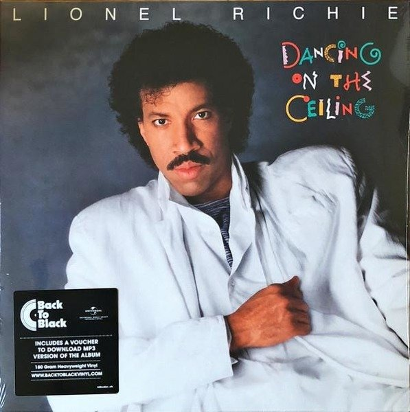 LIONEL RICHIE Dancing On The Ceiling LP