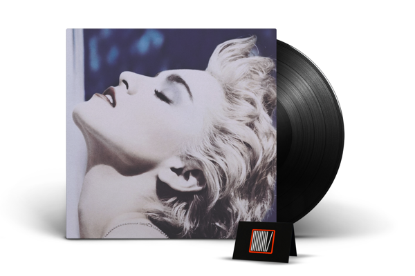 MADONNA True Blue LP