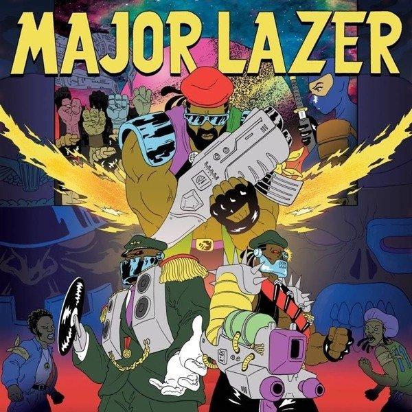 MAJOR LAZER Free The Universe (LIMITED) 3LP